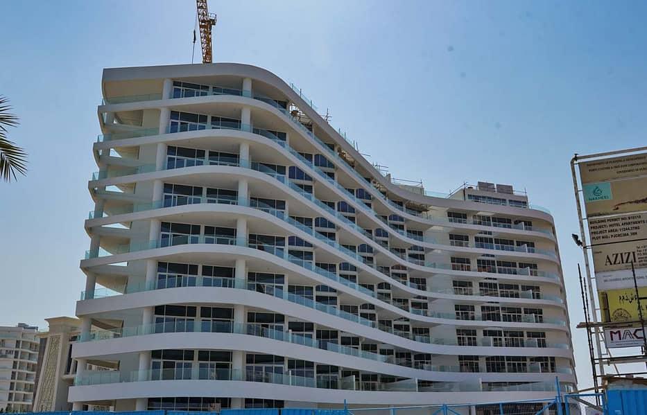 شقة في عزيزي مينا نخلة جميرا 1 غرف 2100000 درهم - 4630440