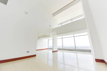 شقة 3 غرف نوم للايجار في مركز دبي التجاري العالمي، دبي - Luxurious Duplex 3 Bedroom Apt in a Prestigious Location | Jumeirah Living