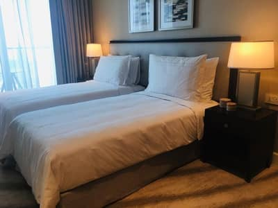 3 Bedroom Hotel Apartment for Sale in Downtown Dubai, Dubai - For Sale Landmark of downtown 3BHK+Maid