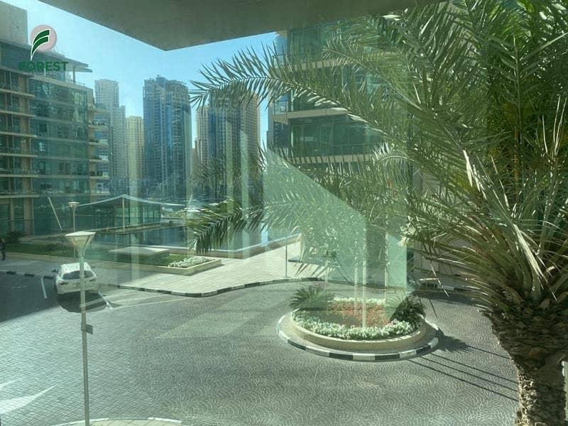 12 Marina View | Stunning 3BR | Balcony | Unfurnished