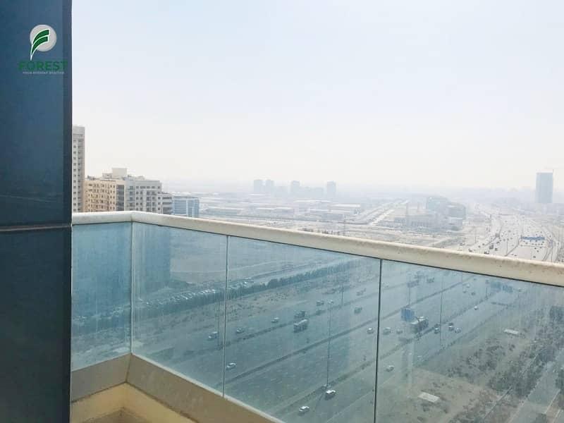Chiller Free | 1BR Apt | Community View | Balcony