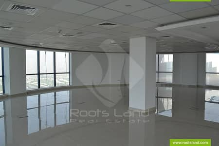 Amazing Semi Fitted Office With Full Panoramic View on Golf Course