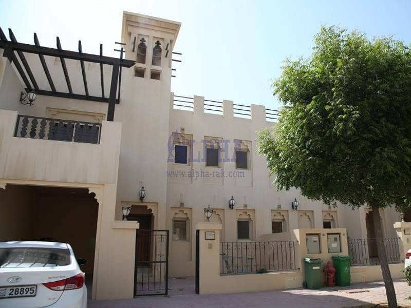 Wonderful 3 Bedroom Townhouse | Unfurnished
