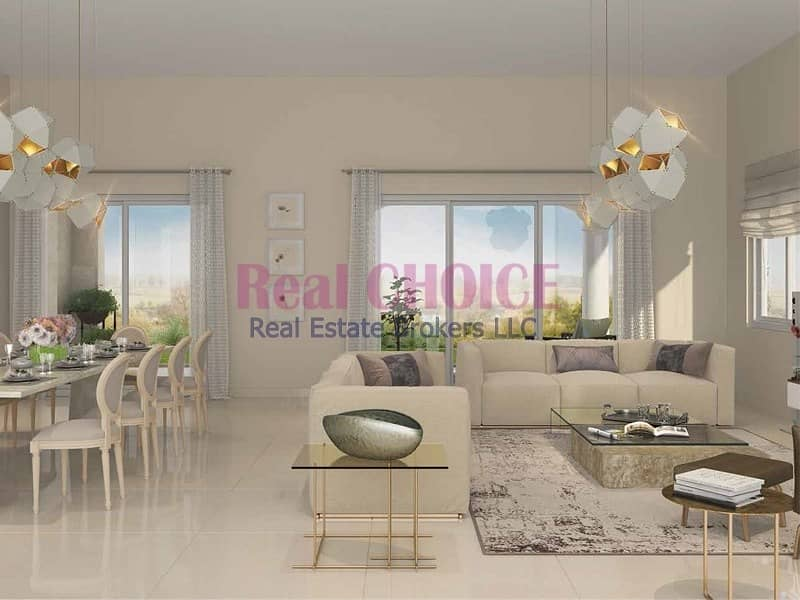 2 Motivated Seller Brand New 3BR+Maid Villa