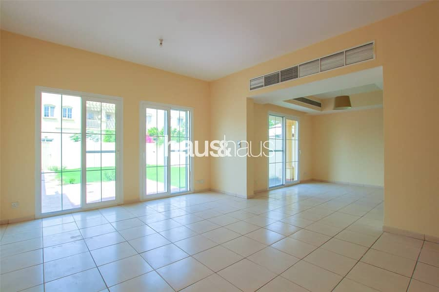 2 Vacant | Well Maintained | Spacious layout