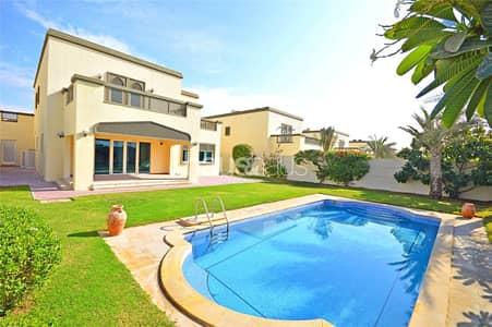 فیلا 4 غرف نوم للبيع في جميرا بارك، دبي - New to Market | Large 4 Bedroom | Quiet Location