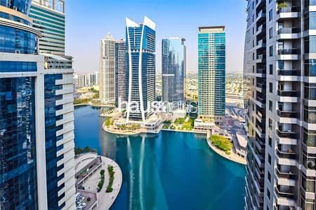 1 Bedroom Apartment for Rent in Jumeirah Lake Towers (JLT), Dubai - Beautiful Lake View | Immaculate Condition