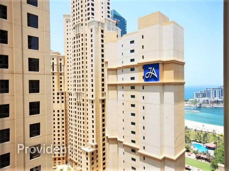 Fully furnished Located in Cosmopolitan Community