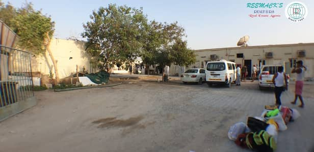 سكن عمال  للايجار في السجع، الشارقة - 7 ROOMS LABOR CAMP IN SAJAA