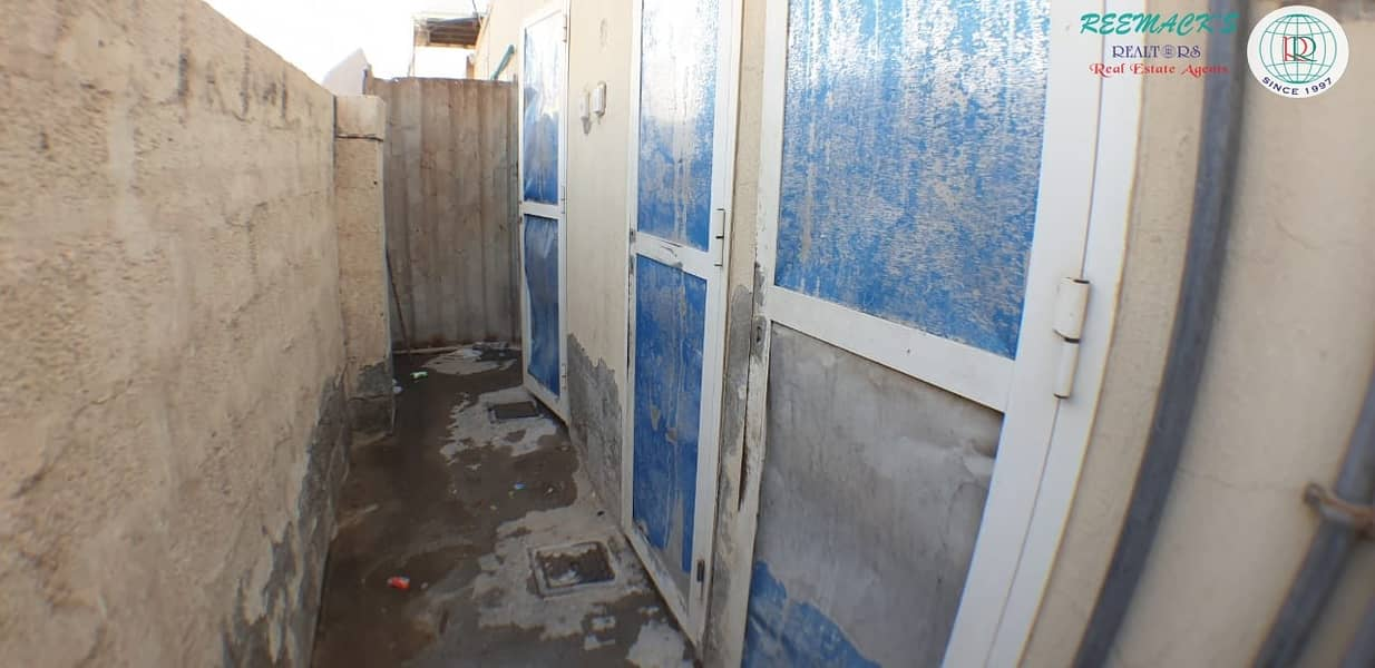 16 7 ROOMS LABOR CAMP IN SAJAA