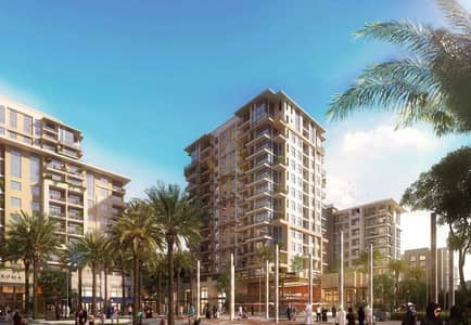 2 Bedroom Apartment for Sale in Town Square, Dubai - Limited units   Pay AED 59