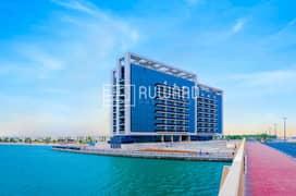 Brand New 1 Bedroom for Rent Gateway Mina Al Arab