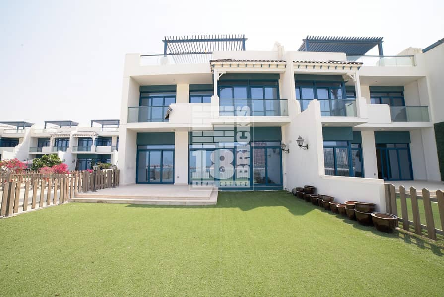 Full Sea View | 5 En-suite + Maid's Room