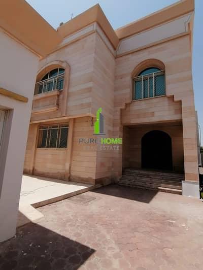 Huge and Elegant 6 Bedrooms Villa Ready for Rent in Al Mushrif