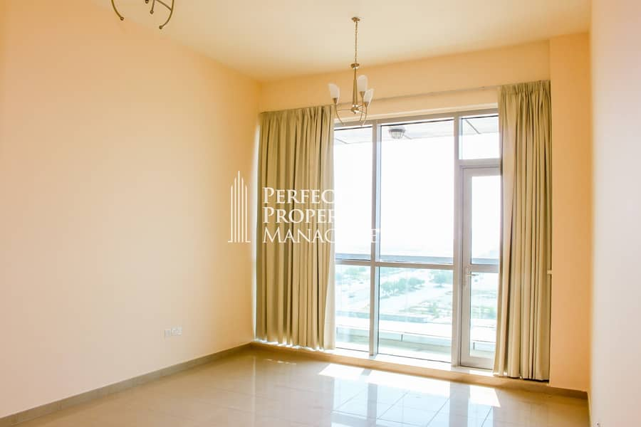 Amazing 1 Bedroom apartment for rent in Julphar Tower