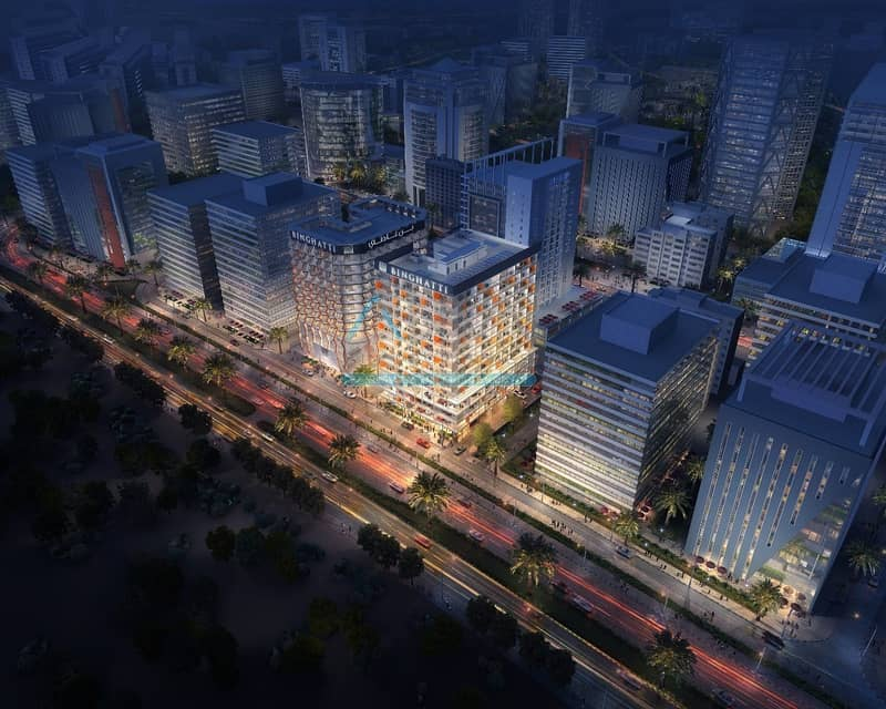 10 BRAND NEW FREE HOLD BUILDING 1BHK COMPLETION DEC-2020