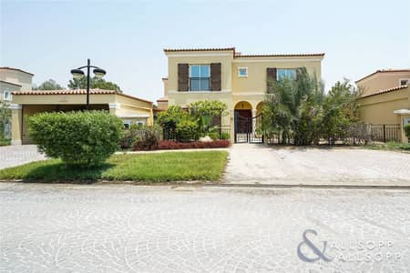 5 Bedroom Villa for Rent in Green Community, Dubai - Owner Occupied | 5 Bedroom | Backing Park