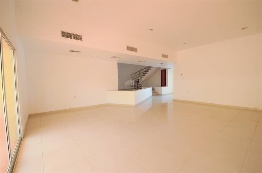 2 Jumairah compound villa with maid room for rent