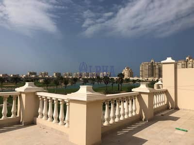 4 Bedroom Townhouse for Sale in Al Hamra Village, Ras Al Khaimah - Charming Golf Course View | 4 BR Villa