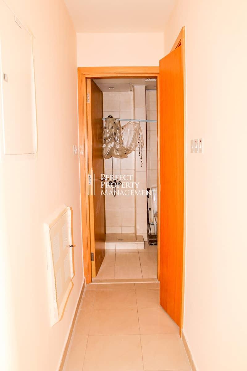 2 1 Bedroom apartment for rent in Julphar Tower