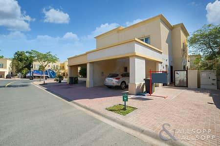 فیلا 2 غرفة نوم للبيع في الينابيع، دبي - Upgraded | Back to Back | Owner Occupied