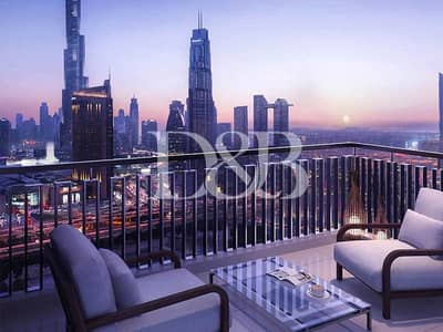 1 Bedroom Flat for Sale in Downtown Dubai, Dubai - Cheapest Price | Downtown Views |Ready In 6 Months