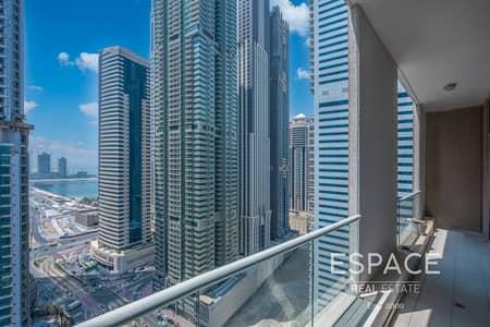 شقة 1 غرفة نوم للبيع في دبي مارينا، دبي - Exclusive Espace | 1010 Sqft | 1 Bedroom