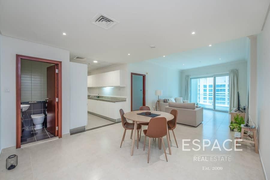 2 Exclusive Espace | 1010 Sqft | 1 Bedroom