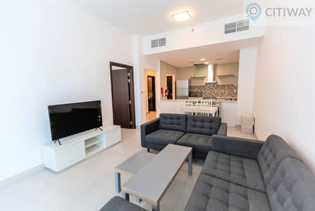 1 Bedroom Flat for Rent in Business Bay, Dubai - One month free | 0% Commission |Furnished