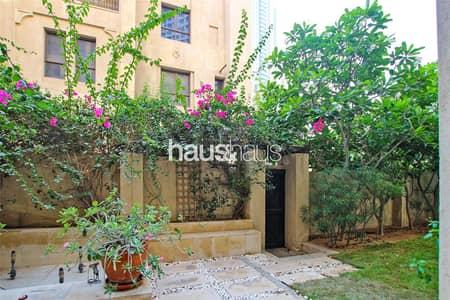 فلیٹ 2 غرفة نوم للايجار في المدينة القديمة، دبي - 2Bed Plus Study Plus Garden | Yansoon | Negotiable