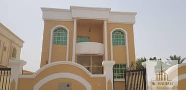 Villa for rent in Ajman, excellent location