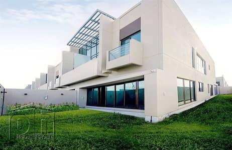 تاون هاوس 4 غرف نوم للبيع في مدينة ميدان، دبي - Corner townhouse next to park & vastu compliant