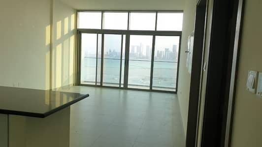 1 Bedroom Flat for Rent in Saadiyat Island, Abu Dhabi - 1 BR with Stunning Sea View in Park View Saadiyat Island