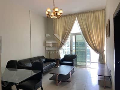 فلیٹ 1 غرفة نوم للايجار في مدينة دبي للاستديوهات، دبي - Furnished I 1BR I well maintained Glitz Apt.