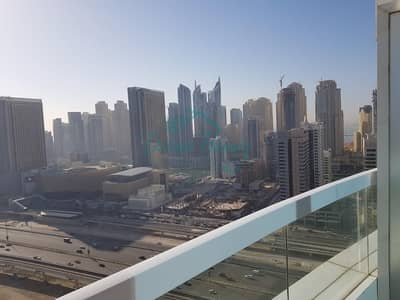 Studio for Rent in Jumeirah Lake Towers (JLT), Dubai - Equipped Kitchen | Stunning View | Balcony | High Floor