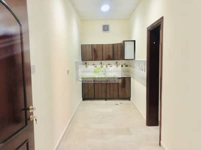 Brand new 1 bhk flat for rent in al nahyan area nearby shopping center