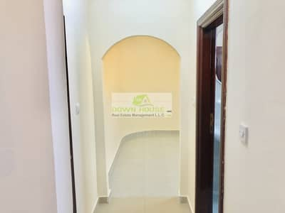 First tenant studio for rent in al nahyan area close to shopping center