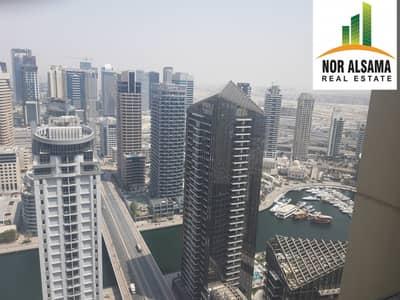 فلیٹ 2 غرفة نوم للايجار في جميرا بيتش ريزيدنس، دبي - Extra Large with Marina View 2 Bedroom For Rent JBR