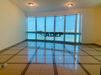 3 Bedroom Apartment for Rent in Airport Street, Abu Dhabi - Hot Offer 3BHK Full SeaView All Facility