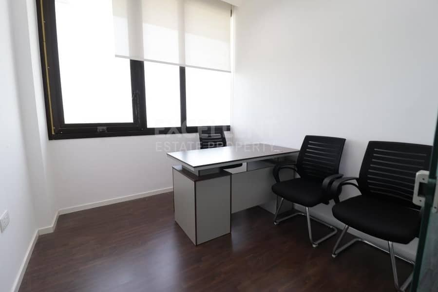 2 Magnificent Sea View Office at Corniche