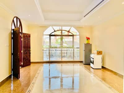First tenant Awesome Huge Studio With Balcony in Al nahyan
