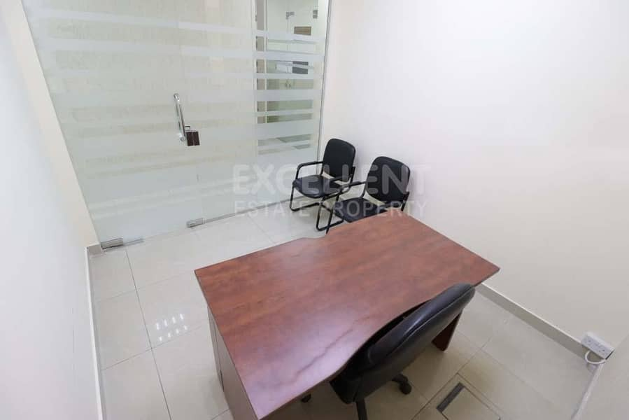 2 Affordable Offices with Ready Tawtheeq! Easy to Apply
