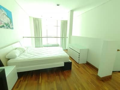 Furnished Duplex 1 bedroom in Liberty house DIFC. Vacant