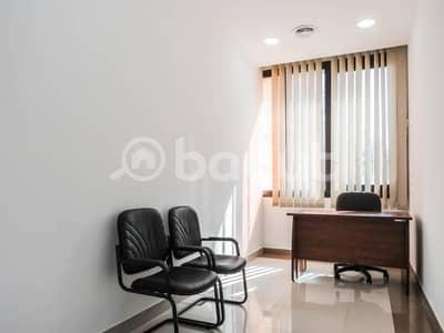 مکتب  للايجار في منطقة الكورنيش، أبوظبي - Expand Your Business in  Exceptional Office Space