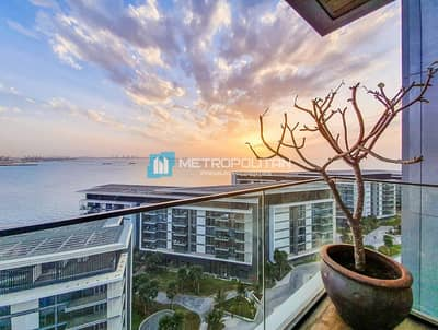 2 Bedroom Flat for Sale in Bluewaters Island, Dubai - Beautiful sea view I High floor 2 bedroom for Sale