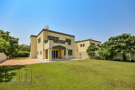 3 Bedroom Villa for Rent in Jumeirah Park, Dubai - Regional | Beautiful Garden | Corner Unit