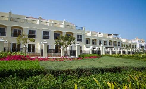 فیلا 3 غرف نوم للبيع في قرية الحمراء، رأس الخيمة - Own Your Villa and Move in With only  2% monthly  with No Down Payment!