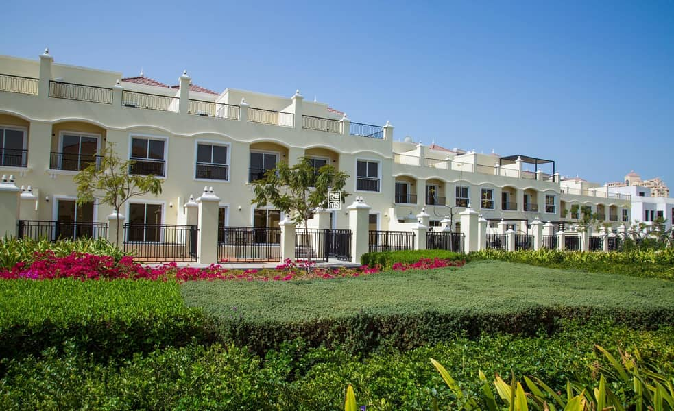 Own Your Villa and Move in With only  2% monthly  with No Down Payment!