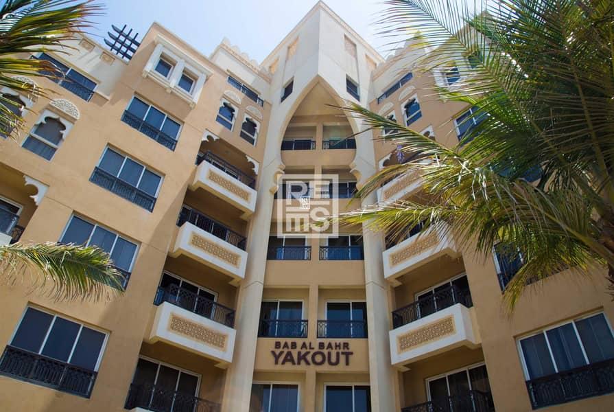 10 Large 3BR in The Bab Al Bahr Residences