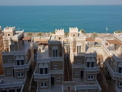 Unfurnished Apt. with Sea View  | Brand New Unit